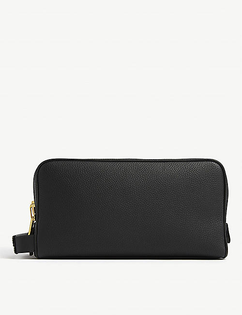TOM FORD Double zip washbag