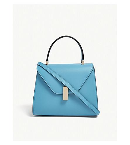 Valextra Iside mini leather cross-body bag