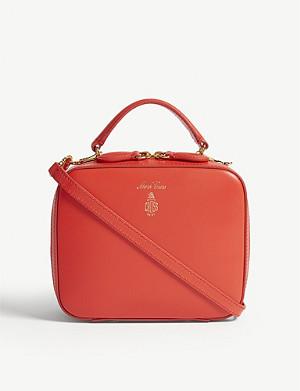 ac1cae0ff55f MARK CROSS - Baby Laura leather shoulder bag