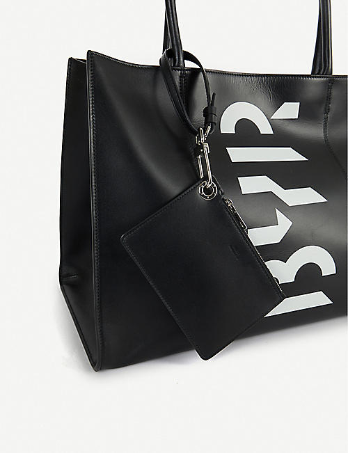 BYREDO Best Coast leather tote