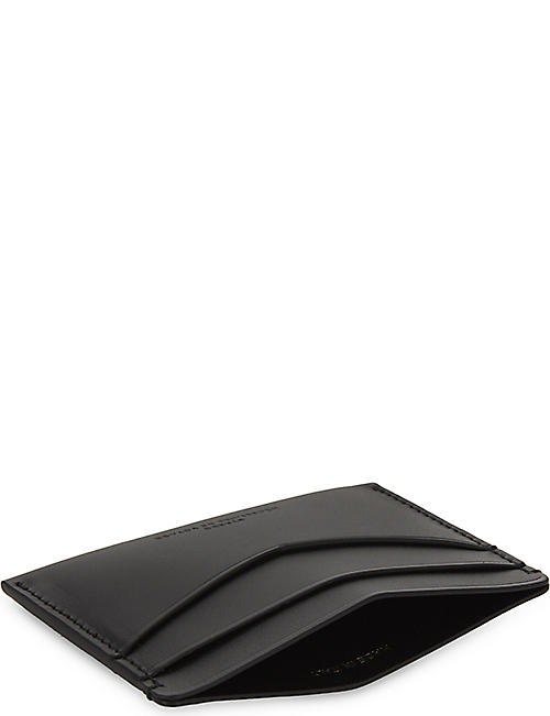 BYREDO Calf-leather card holder