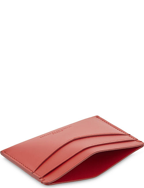 BYREDO Matte leather card holder