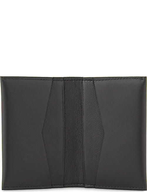 BYREDO Leather business card holder