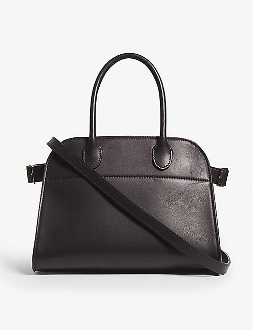 THE ROW Leather Margaux mini bag
