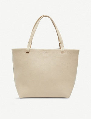 THE ROW Park small leather tote bag
