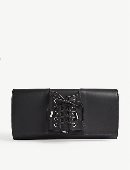 PERRIN PARIS Corset clutch