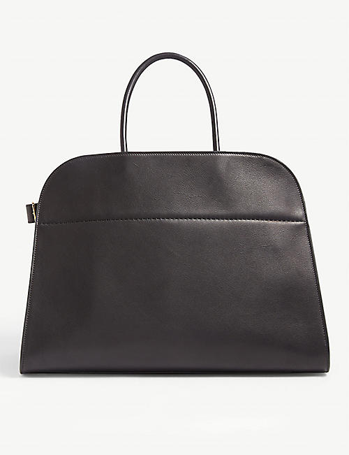 THE ROW Margaux leather tote