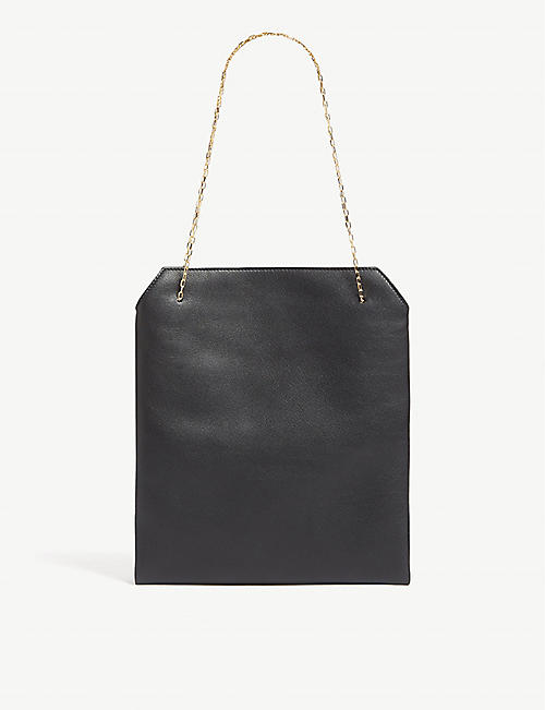 THE ROW Leather Lunch bag