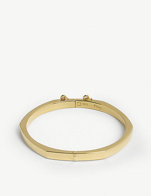 PHINE JEWELLERY Forever Interlinked small bangle
