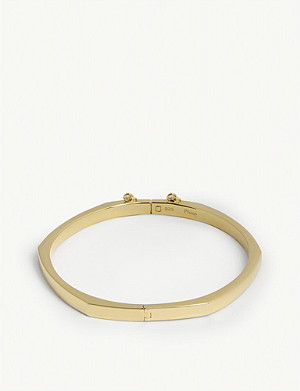 PHINE JEWELLERY Forever gold-plated bangle
