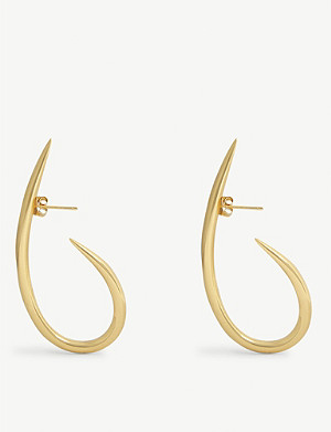 PHINE JEWELLERY Oval Spike earrings