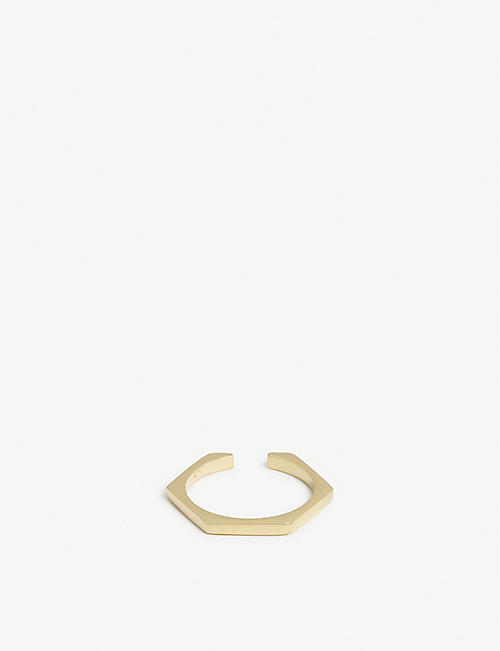 PHINE JEWELLERY Forever gold-plated ear cuffs