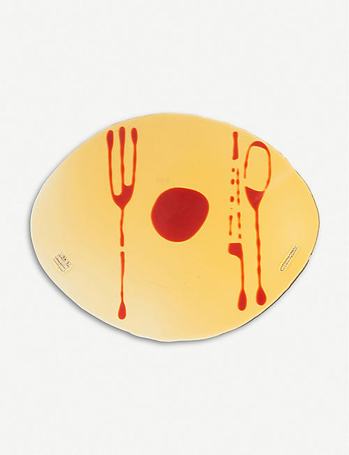 CORSI DESIGN Gaetano Pesce resin table mat