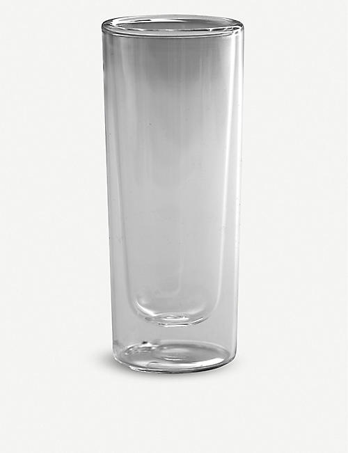 SERAX Double-walled shot glass 11cm