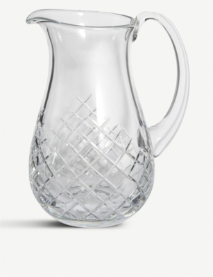 SOHO HOME Barwell crystal pitcher