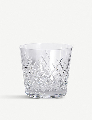 SOHO HOME Barwell crystal rocks glass set of 2