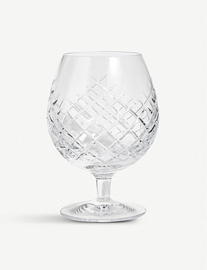 SOHO HOME Barwell crystal brandy glass set of 2