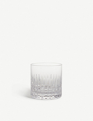 SOHO HOME Roebling crystal rocks glass