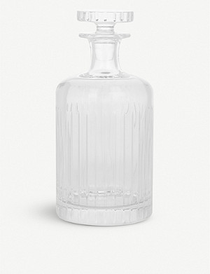 SOHO HOME Roebling cut-crystal decanter 10cm