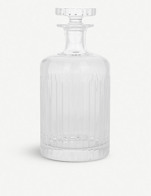 SOHO HOME: Roebling cut-crystal decanter 10cm
