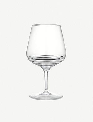 THE WOLSELEY Crystal white wine glass 18cm