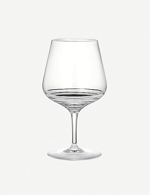 THE WOLSELEY: Crystal white wine glass 18cm