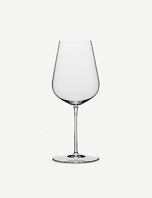 RICHARD BRENDON: Jancis Robinson wine glasses set of 2