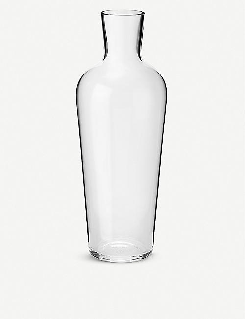 RICHARD BRENDON: Jancis Robinson water carafe