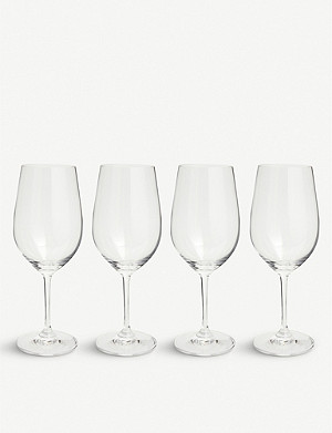 RIEDEL Vinum Riesling glasses 400ml set of four