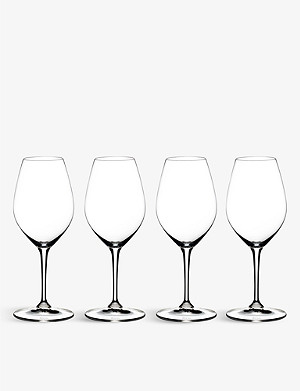 RIEDEL Vinum Champagne glasses 160ml set of four