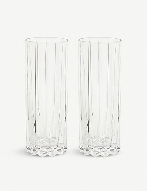 RIEDEL Fizz Drink Specific glasses 265ml set of two