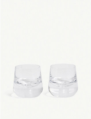 LSA: Whiskey glass set of two 180ml