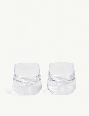 LSA Whiskey glass set of two 180ml