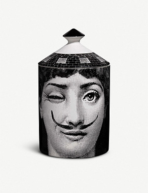 FORNASETTI La Femme aux Moustaches scented candle 300g