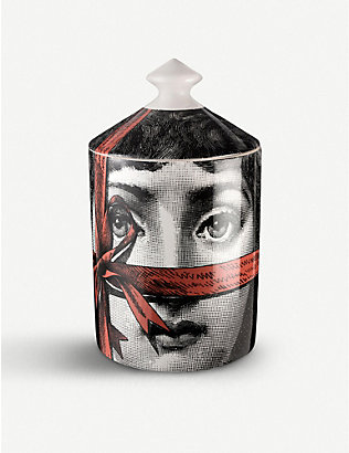 FORNASETTI: Regalo scented candle 300g