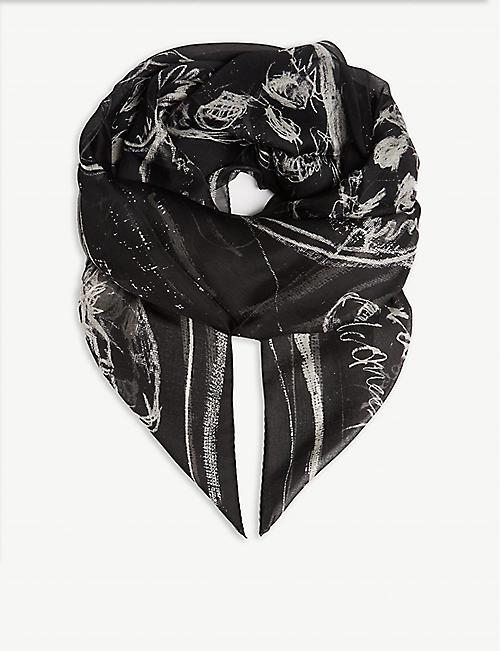 d4795558c46 Scarves - Accessories - Mens - Selfridges