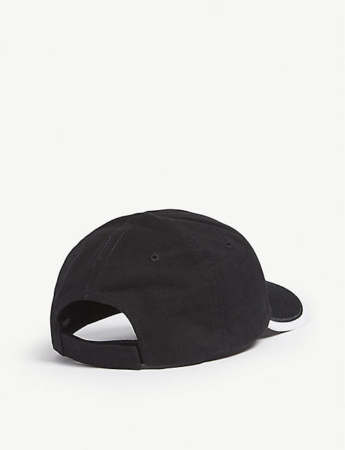 BALENCIAGA Mode cotton strapback cap