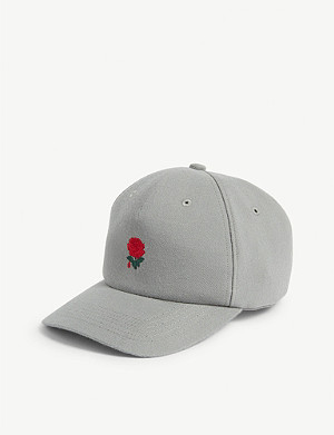 UNDERCOVER Rose cotton baseball cap