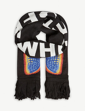 OFF-WHITE C/O VIRGIL ABLOH Thermo Man scarf