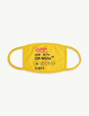 OFF-WHITE C/O VIRGIL ABLOH Industrial anti-pollution face mask