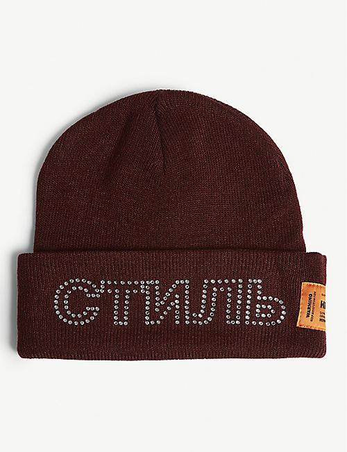 5f57824a764 Beanies - Hats - Accessories - Mens - Selfridges