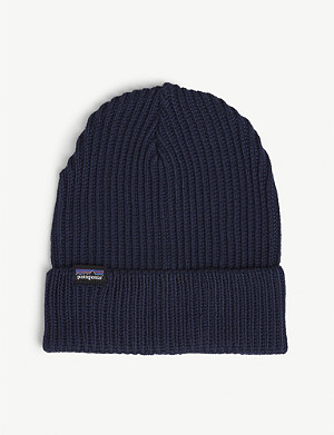 PATAGONIA Fisherman's ribbed beanie