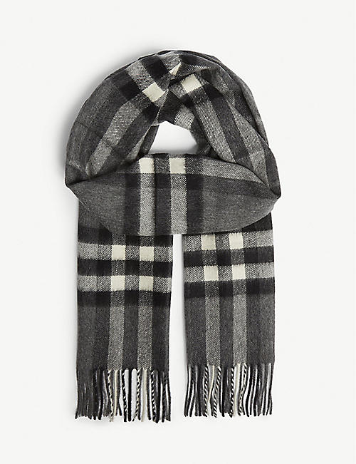 4844deb8f Scarves - Accessories - Mens - Selfridges | Shop Online