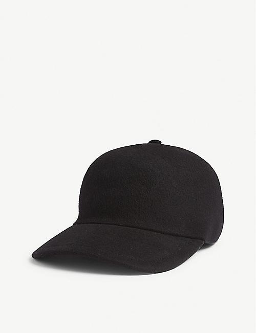 5cf73d8850d BURBERRY - Caps - Hats - Accessories - Mens - Selfridges