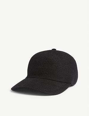 BURBERRY - Vintage check cotton baseball cap  0fe11ca7375