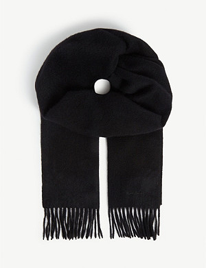PAUL SMITH ACCESSORIES Cashmere scarf