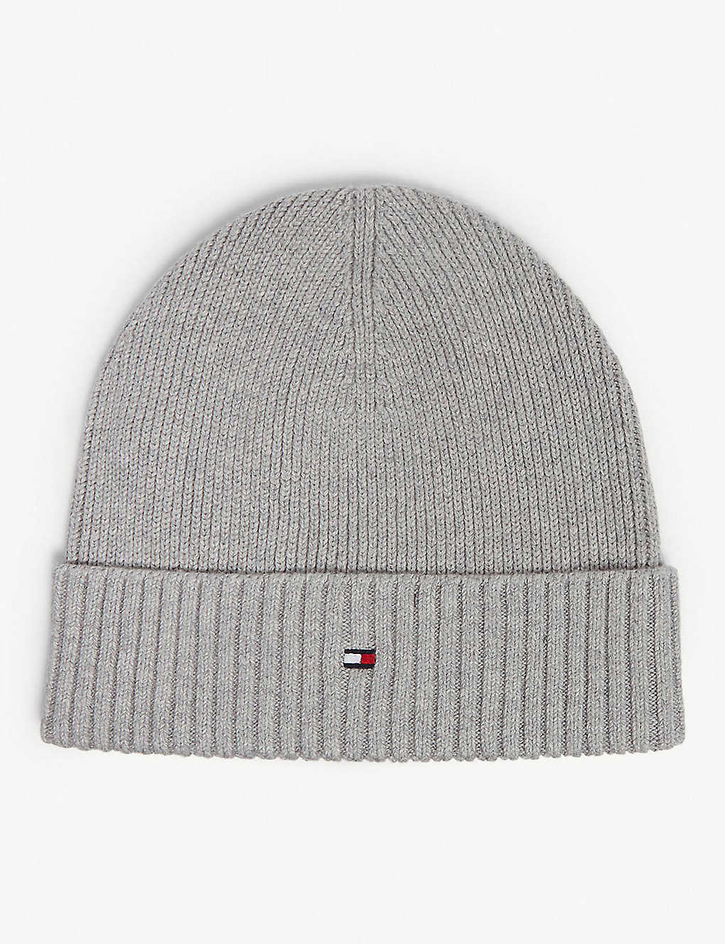 e8f900c5b96 TOMMY HILFIGER - Pima cotton and cashmere beanie