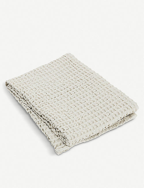 BLOMUS Caro waffle-knit cotton guest hand towels set of 2