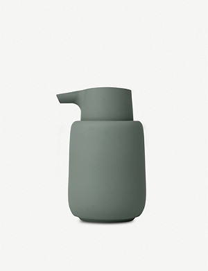 BLOMUS Sono ceramic soap dispenser 250ml