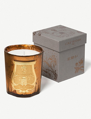 CIRE TRUDON Amber Gold scented candle 270g